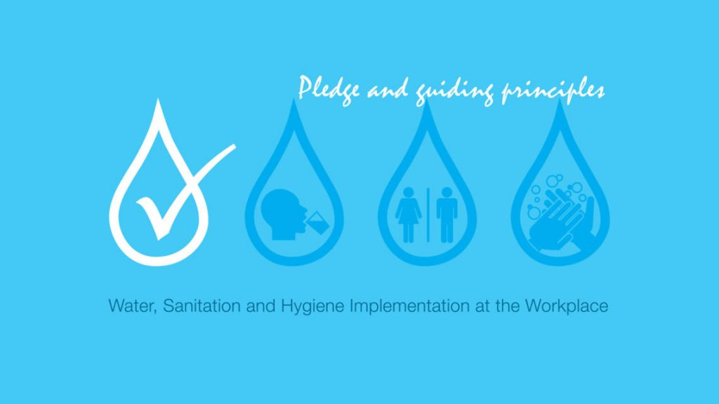 Water PLEDGE - Supporting SDG 6
