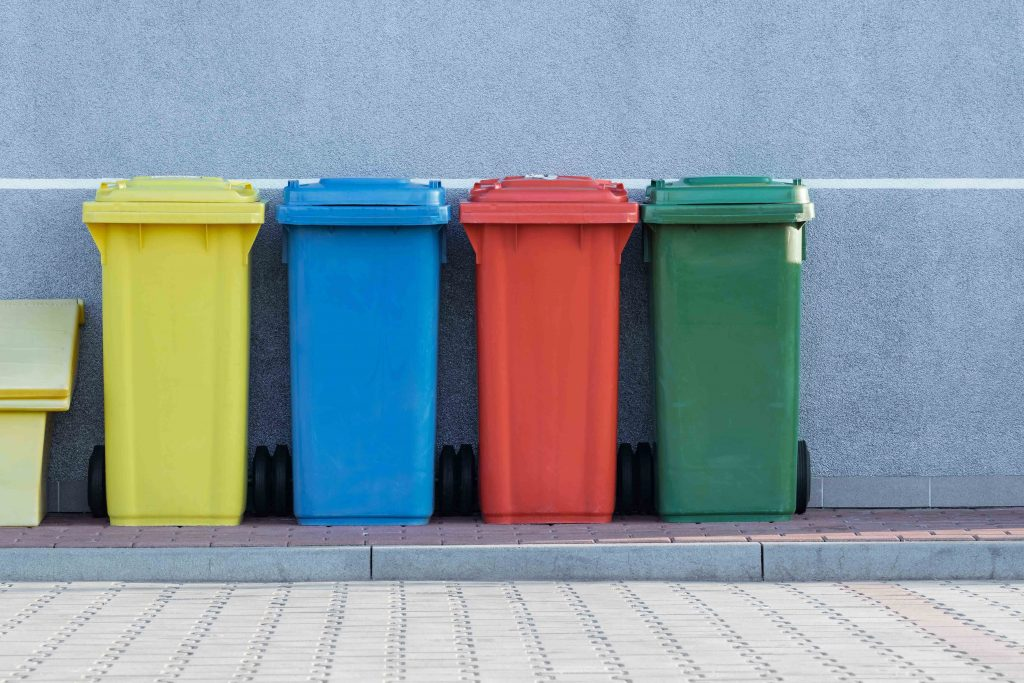 RECYCLING - Supporting Sustainable Development Goals