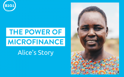 The Power of Micro-finance – Alice's Story