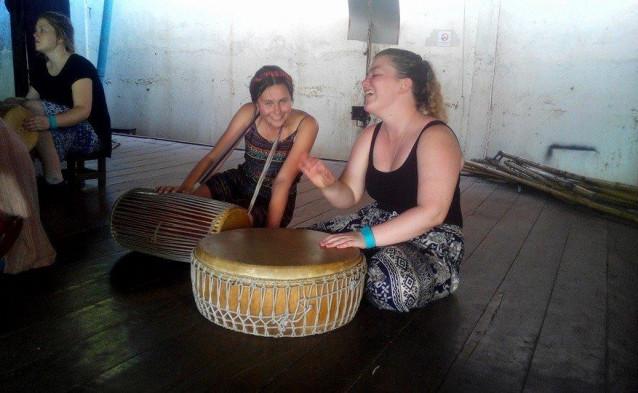 Traditional Music Instrument Phnom Penh