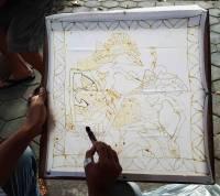 Handmade Batik in Tamansari