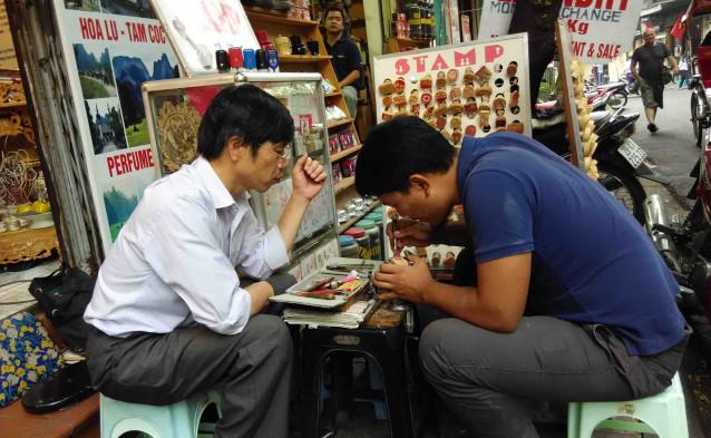 stamp workshop