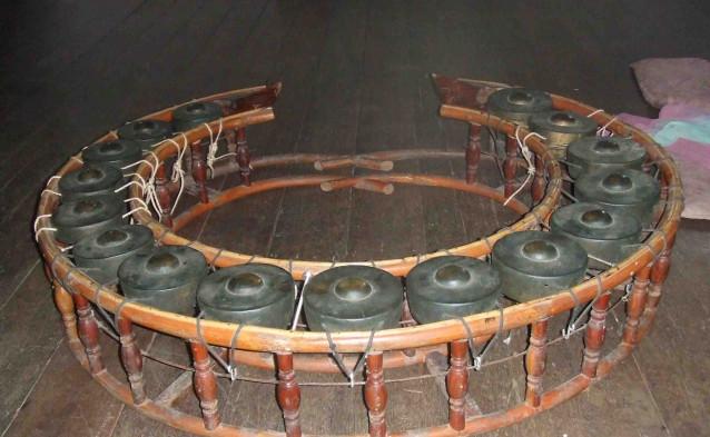 Phnom Penh Khmer Musical Instrument