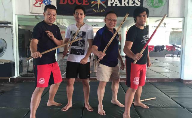 eskrima filipino martial arts in cebu backstreet academy