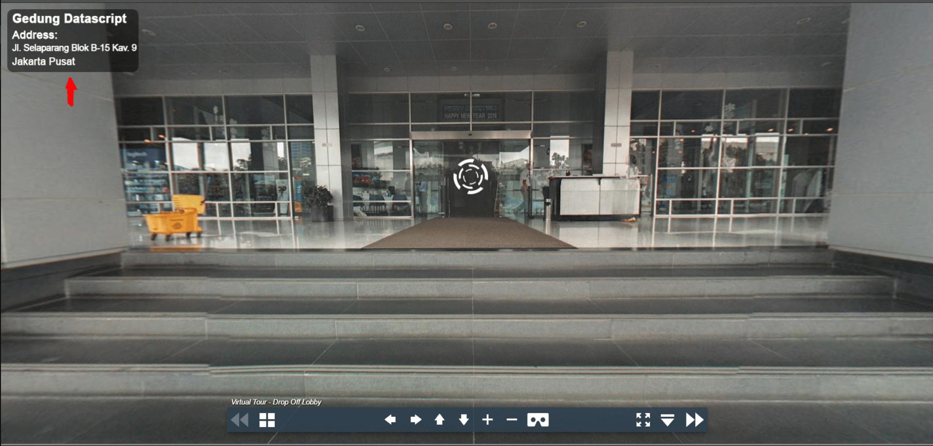 Sewa Kantor Gedung Gedung Datascrip Jakarta Pusat Jakarta Pusat  Jakarta Virtual Reality