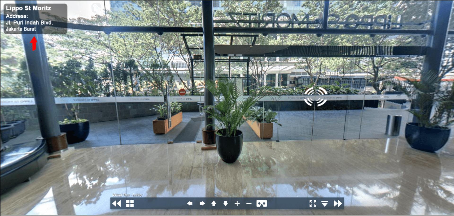 Sewa Kantor Gedung Lippo St Moritz Office Tower Jakarta Barat Kembangan  Jakarta Virtual Reality