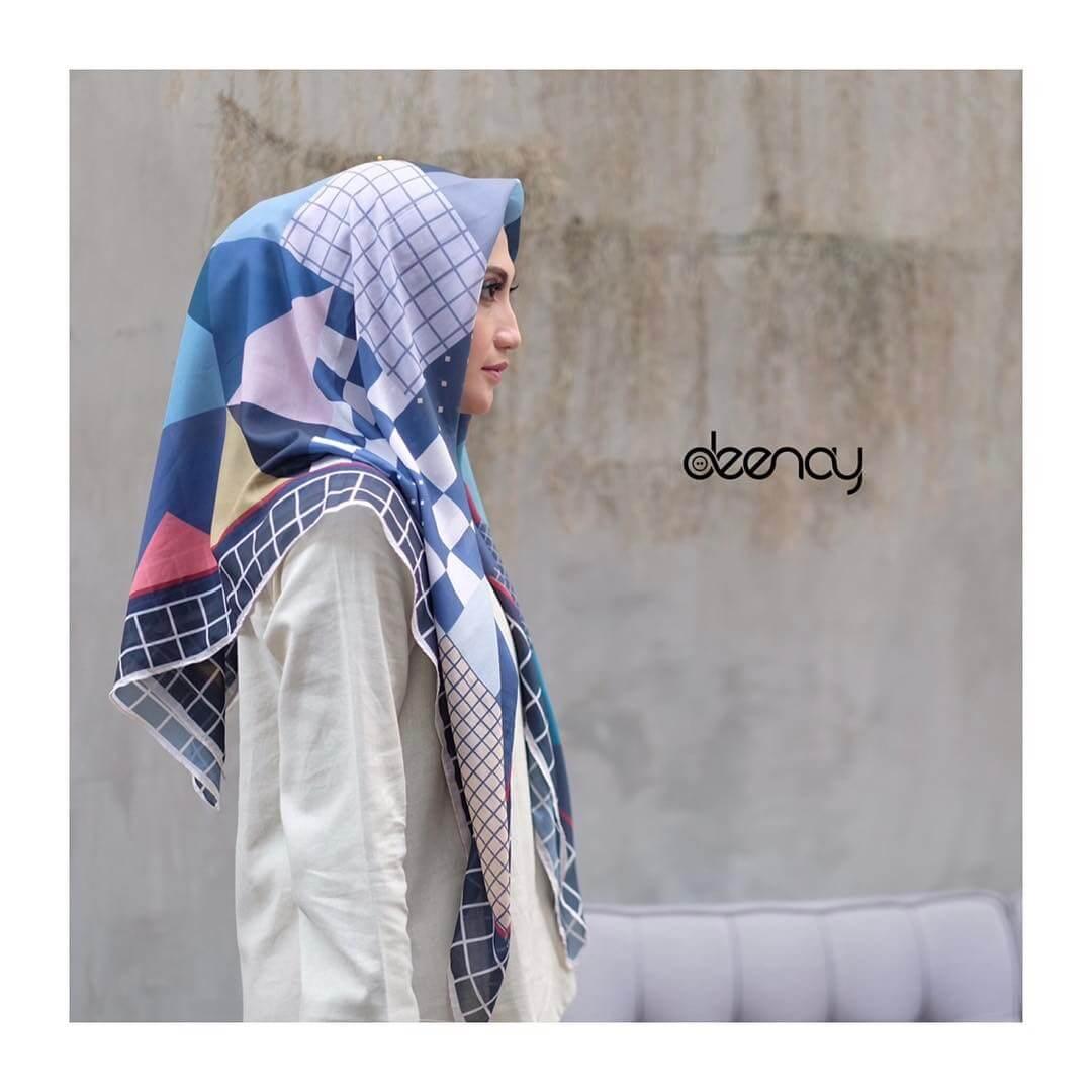 Gambar Tutorial Hijab Voal | Tutorial Hijab