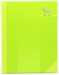 EASYWRITE Hard Cover Book 120 Pages 3 Column Quoto Size