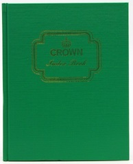 Index Quoto Book Crown 200pgs 120's/CTN