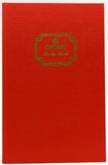 Index F/scap Book Crown 200pgs 60's/CTN