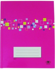 Hard Cover Book 200 Pages Quoto Size With Numbering