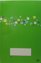 Hard Cover Book 300 Pages Fullscap Size With Numbering