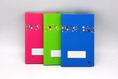 "Hard Cover Note Book 200 Pages 4""x6"" Hsn 308S / 3007"