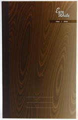 Easywrite Hard Cover Fullscap Book 400pgs (303049)