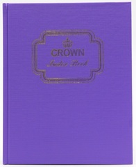 Index Quoto Book Crown 300pgs
