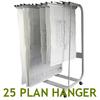WRITEBEST Plan Hanger Stand PHS-288 20-25 D63xW66xH145CM