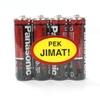 PANASONIC Battery AA Heavy Duty (4 PCS / PACK)