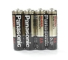 PANASONIC Battery AA Extra Heavy Duty (4 PCS / PACK)