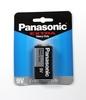 PANASONIC Battery 9 Volt Square Size Extra Heavy Duty