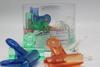HAND CLIP COLOUR DINGLI 69601 (63MM) 12s