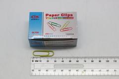 Paper Clip Colour 28MM DL728