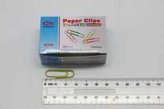 Paper Clip Colour 28MM DL728