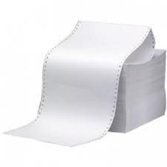 "Computer Form 9.5""""x11"""" 2PLY Ncr (WHITE,YELLOW)"""