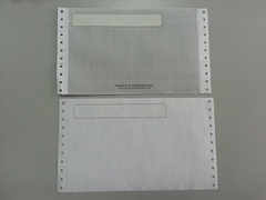 """Payslip Envelopes 9.5""""""""x11"""""""" 3PLY With 2 Sections"""""""