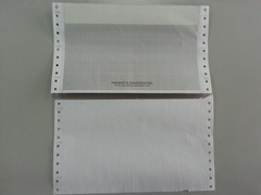 "Payslip Envelopes 9.5""""x11"""" 3PLY Blank With 2 Sections"""