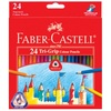 Tri-Grip Colour Pencil F/Castel 115855/115834 24L