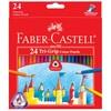 Tri-Grip Colour Pencil F/Castel 115855/115834 24L
