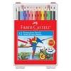 Watercolour Pencil F/Castell Parrots 114562 12L In Wonder Box