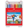 Watercolour Pencil F/Castell Parrots 114562 12L In Wonder Box
