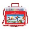 Watercolour Pencil F/Castell Parrots 114566 36L In Wonder Box