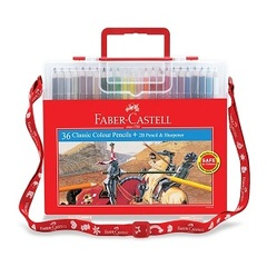 Classic Colour Pencil F/Castell 114576 36s In Wonder Box