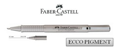 FABER-CASTELL ECCO PIGMENT Drawing Pen 166199 0.1mm Black