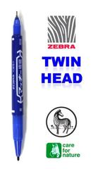 ZEBRA Mckee Permanent Marker Twin Head MO-120-MC Extra Fine