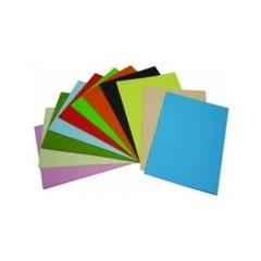 Colour Paper A4 80gms 100's - (Mix 10 Rainbow Col) DELIGAO / UEW