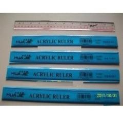 "Acrylic Ruler 39"""" 100cm Angel Stationery Art .4100"""
