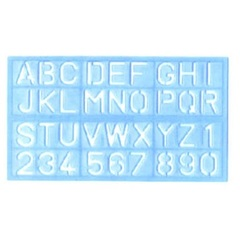 ABC TEMPLATE 30MM 730