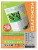 KOKUYO Inkjet Paper A4 89gsm KJ-1115N/KJ-M18A4 250's