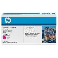 @$ TONER HP LASERJET CE263A MEGENTA for CP4025/4525