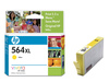 %$ CARTRIDGE HP CB325WA (564XL) YELLOW