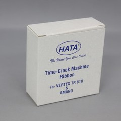 RIBBON TIME RECORDER AMANO 800/EX3000/3500 VERTEX/COMIX/MOA/8600/8500