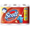 SCOTT KITCHEN TOWELS 20461E 60's x 6 roll/ pack
