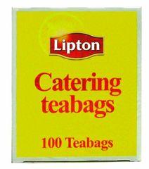 LIPTON TEA 100's (NO RETURNABLE)