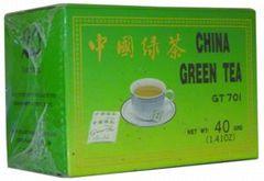 CHINA GREEN TEA SDXGT201 100'S   24/ctns (NO RETURNABLE)