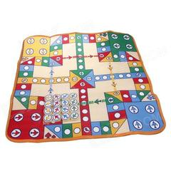 Flying carpet chess 80x80cm 523E HuaYing (non-slip surface )