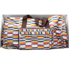 HANDY TRAVELLING BAG 26X47X13CM (FOLD TO POUCH 15X25X3CM)