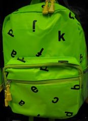 Children Back Pack (abc)